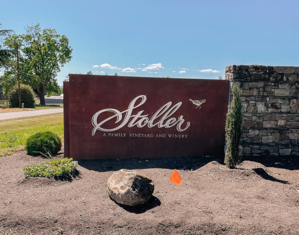 Stoller Winery, a MUST visit on your next trip to Willamette Valley wine country.