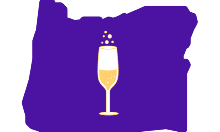 Your Guide To Amazing Sparkling Wine Of The Willamette Valley