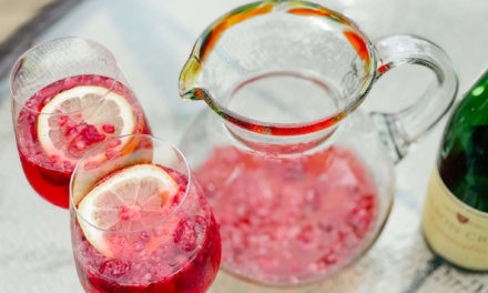 A Collection of Bubbly Lemonade Drinks Everyone Will Love