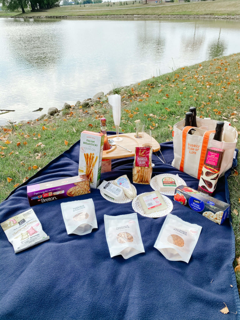 Simple picnic ideas.