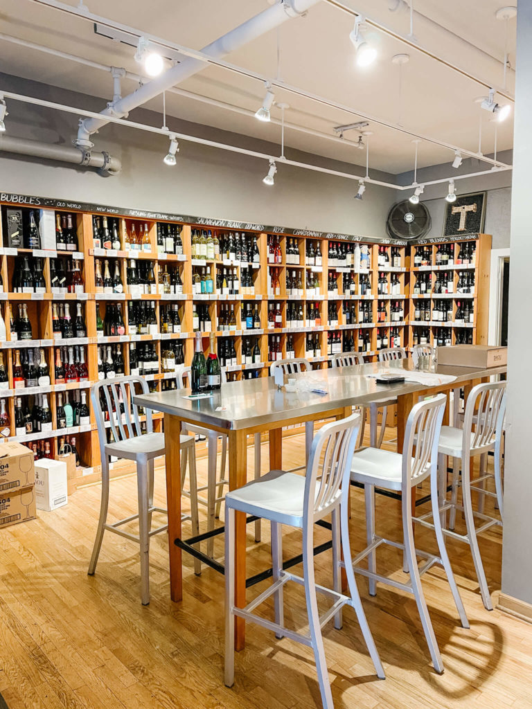 Tannins wine selection....truly something for everyone and every taste.