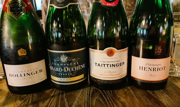 4 Amazing Bottles Of Champagne To Celebrate Champagne Day